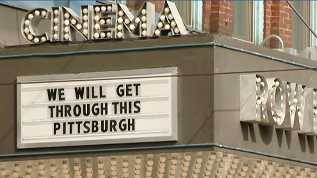 pandemic closes movie theaters