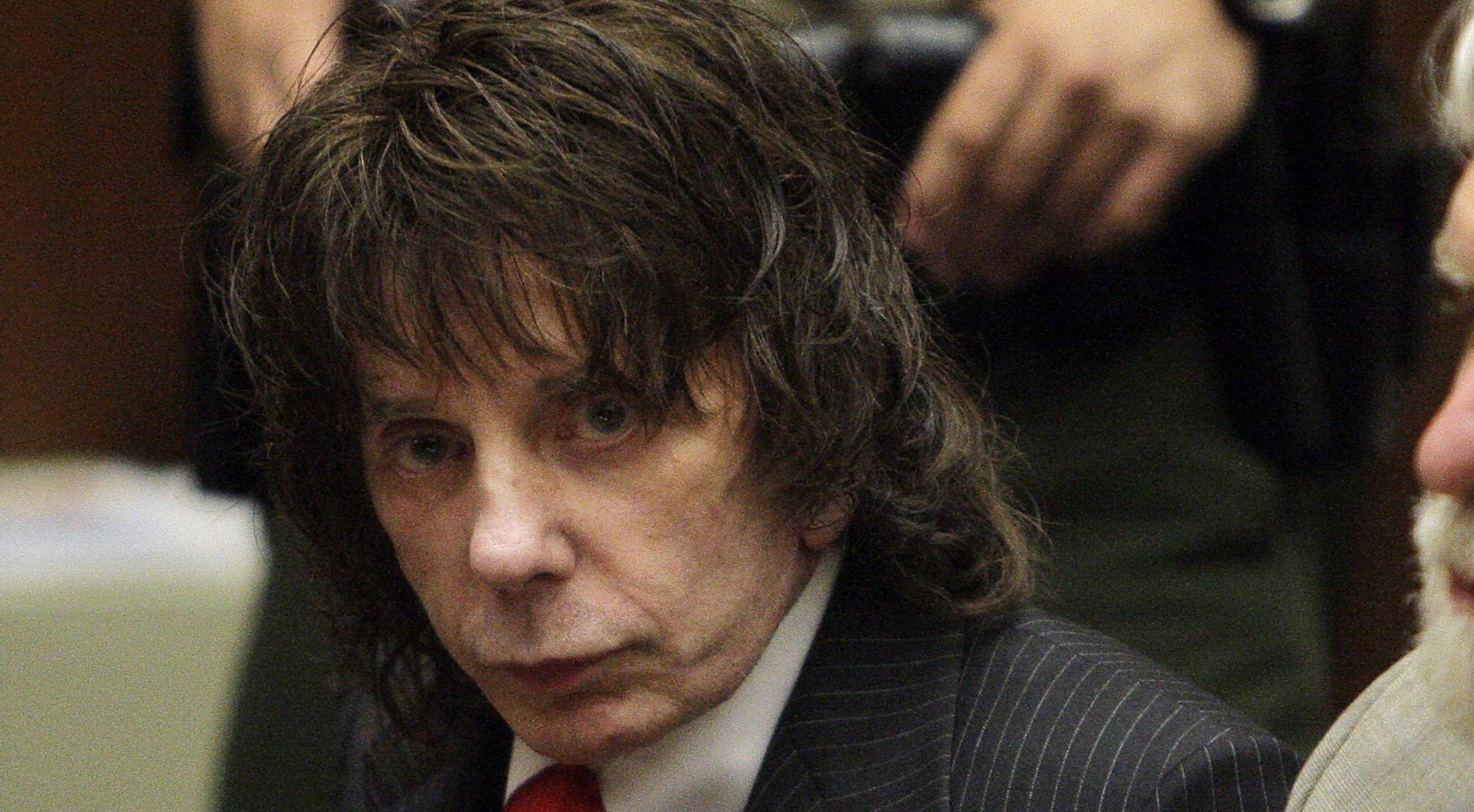 Phil Spector by Getty Images