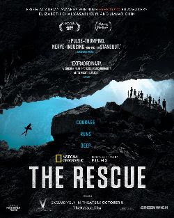 """""""The Rescue"""" movie poster"""
